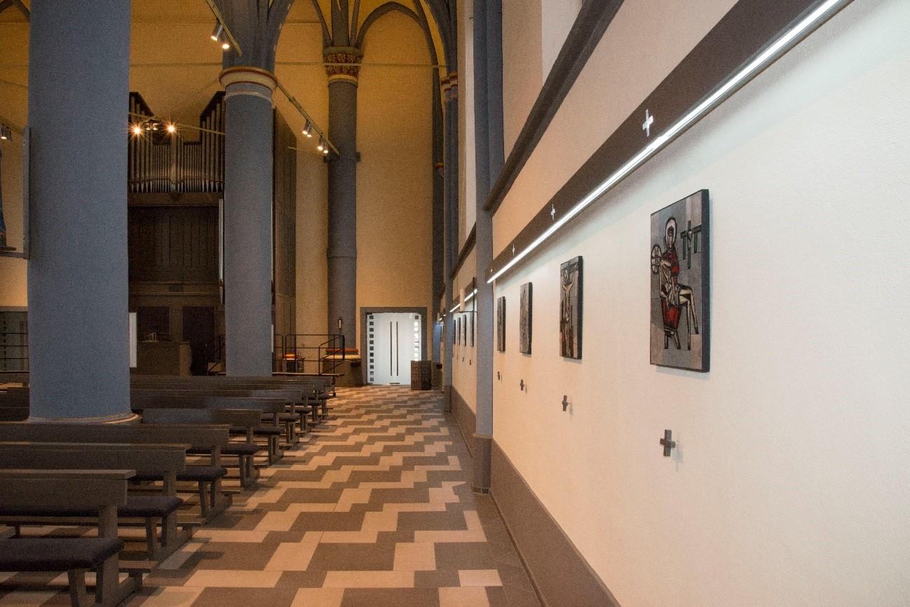 Referenz Ottemeier Kirche-Altessen